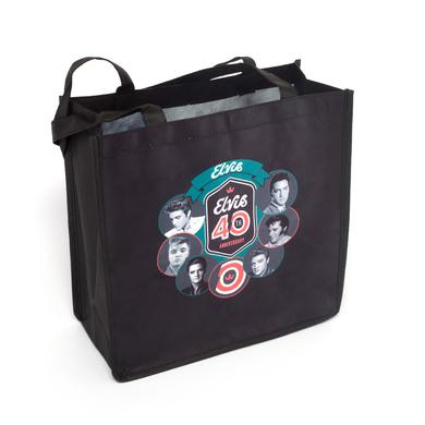 Elvis 2017 40th Anniversary Circle Tote