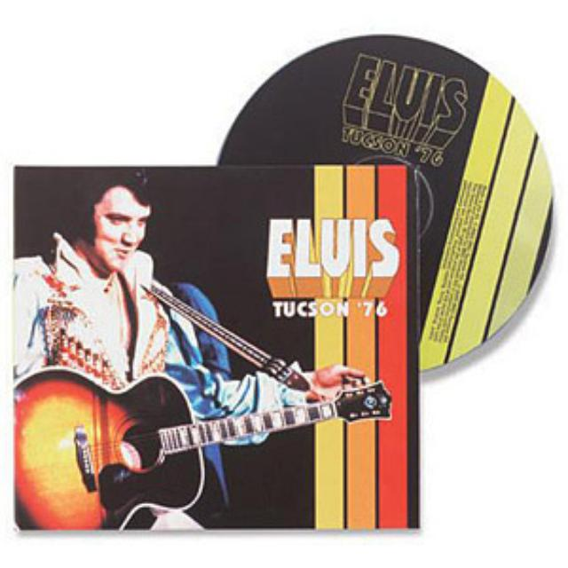 Elvis - Tucson 76 FTD CD