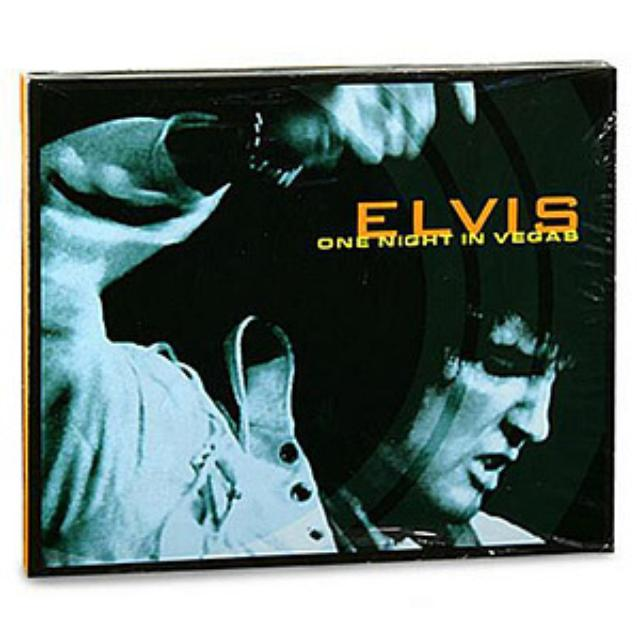 Elvis - One Night In Vegas FTD CD
