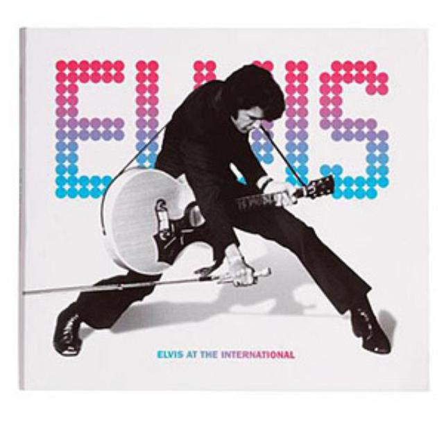 ELVIS At The International FTD CD