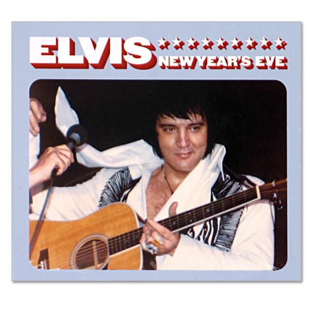 Elvis - New Years Eve FTD CD