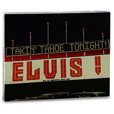Elvis - Taking Tahoe Tonight FTD CD