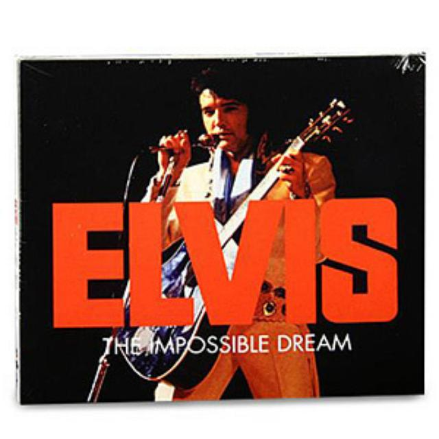 ELVIS: The Impossible Dream FTD CD