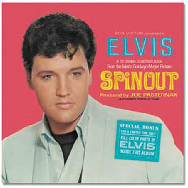 Elvis Presley Spinout FTD CD