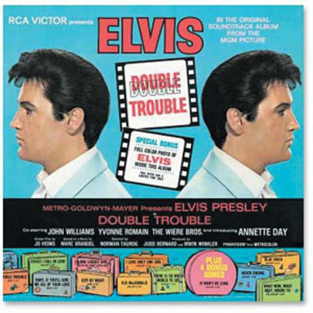 ELVIS Double Trouble FTD CD