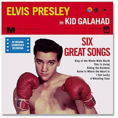 ELVIS Kid Galahad FTD CD