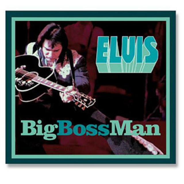 ELVIS Big Boss Man FTD CD