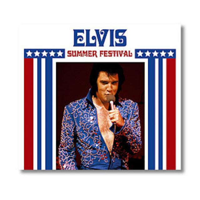 Elvis Presley Summer Festival FTD CD