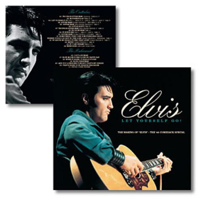Elvis Presley Let Yourself Go FTD CD