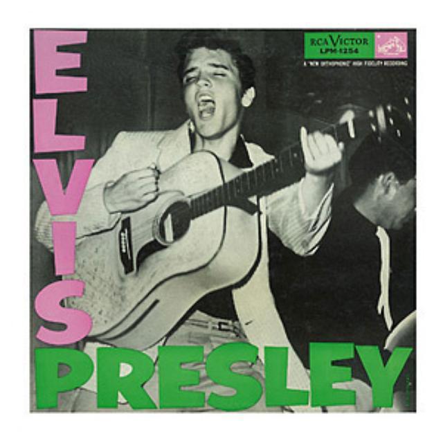 Elvis Presley FTD CD