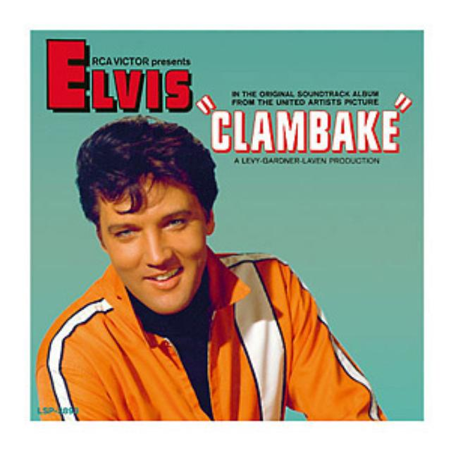 Elvis Presley Clambake Soundtrack FTD CD