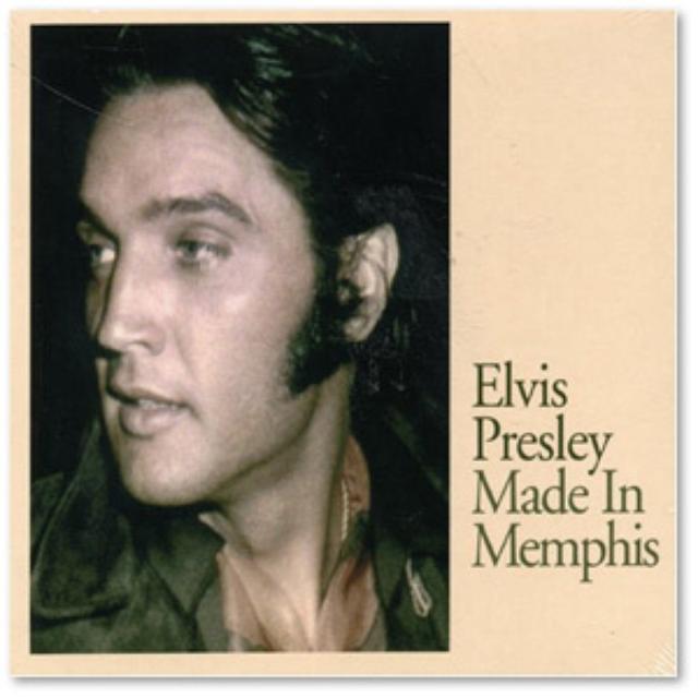 Elvis Made In Memphis FTD CD