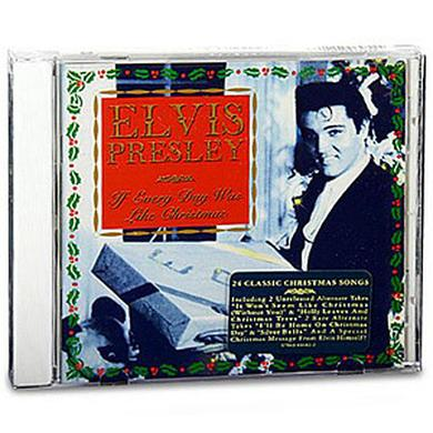 Elvis If Everyday Was Like Christmas CD