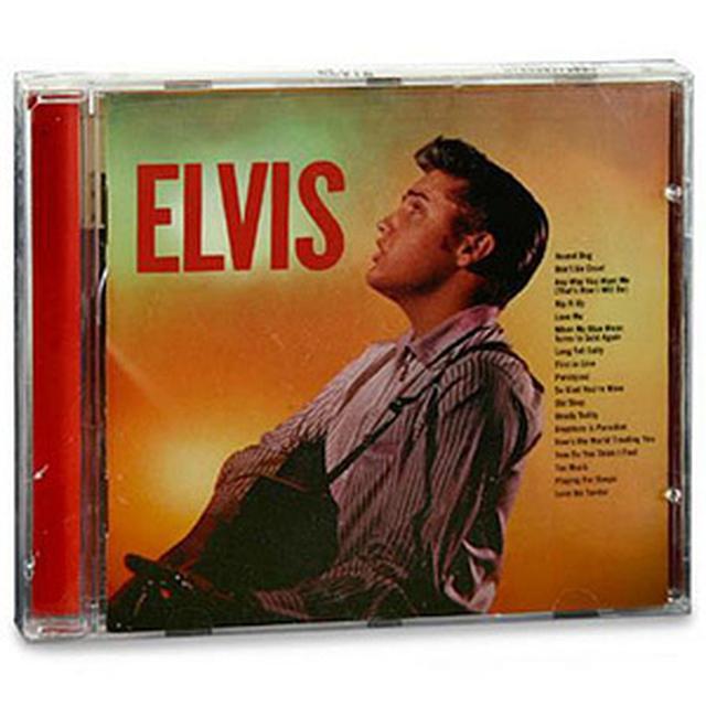 """""""Elvis"""" CD"""