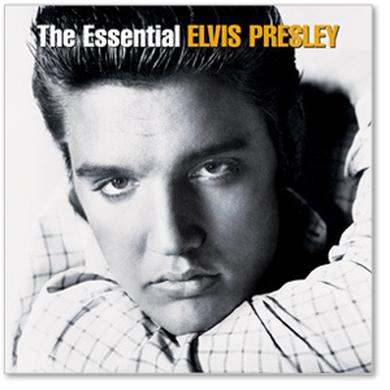 Elvis - The Essential Elvis Presley CD