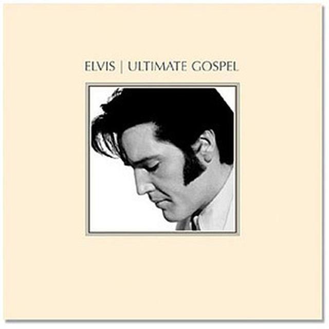 Elvis - Elvis Ultimate Gospel CD