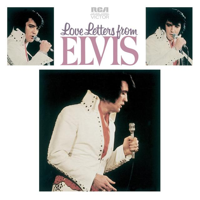 Love Letters from Elvis FTD CD