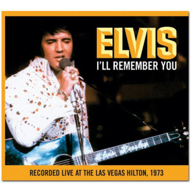 Elvis I'll Remember You FTD CD
