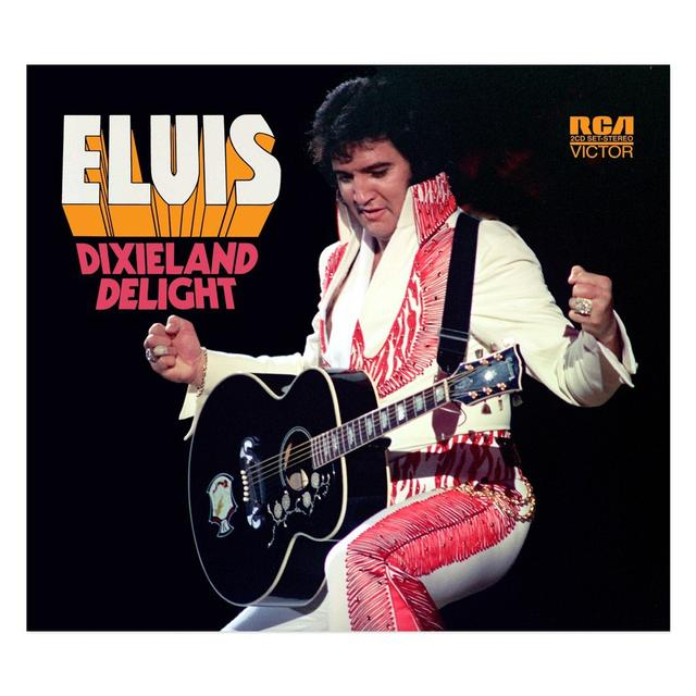 Elvis - Dixieland Delight FTD CD