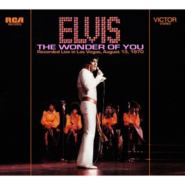 Elvis The Wonder of You FTD CD
