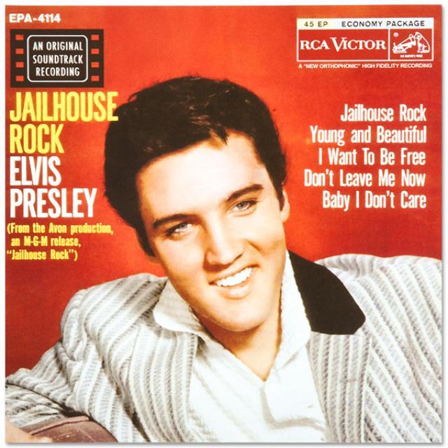 Elvis - Jailhouse Rock FTD CD