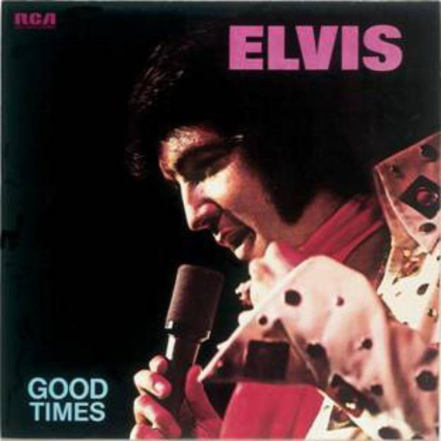 Elvis - Good Times FTD CD