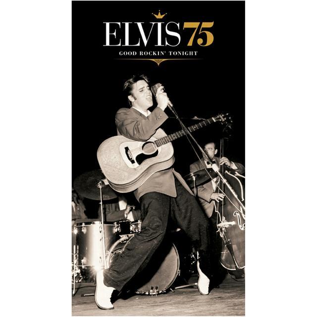 Elvis 75 - Good Rockin' Tonight CD Box Set