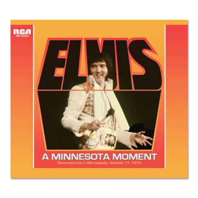 Elvis Presley A Minnesota Moment FTD CD
