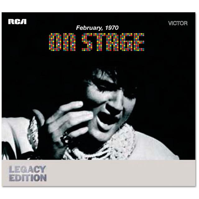 Elvis On Stage Legacy Edition 2-CD Set