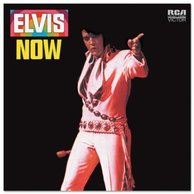 Elvis Now FTD CD