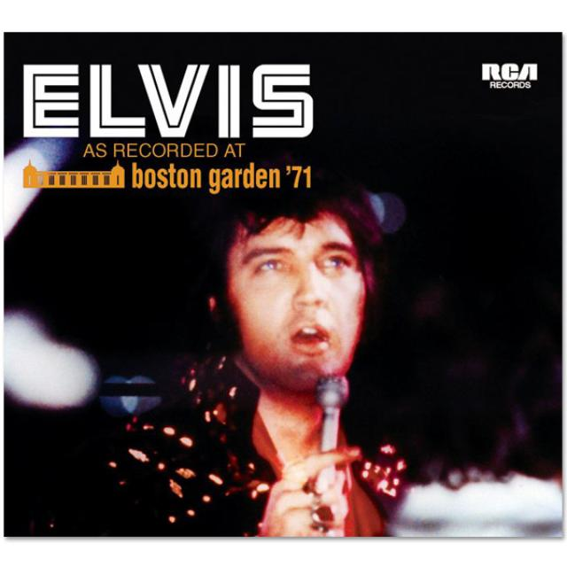 Elvis as Recorded at Boston Garden '71 FTD CD