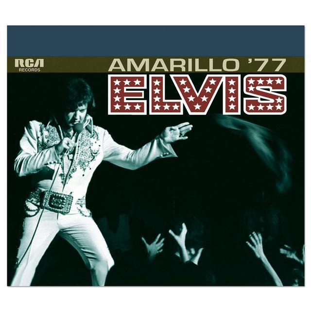 Elvis Amarillo '77 FTD CD