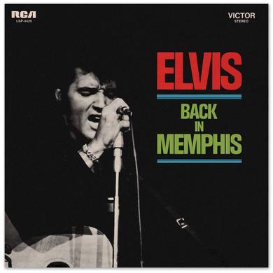 Elvis Presley: Back in Memphis FTD CD