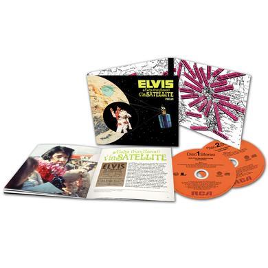 Elvis Aloha From Hawaii via Satellite Legacy Edition 2-CD Set