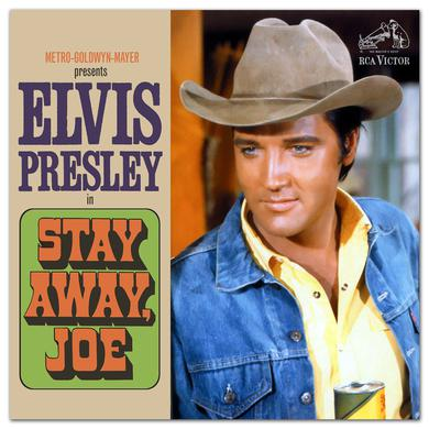 Elvis Presley Stay Away Joe FTD CD