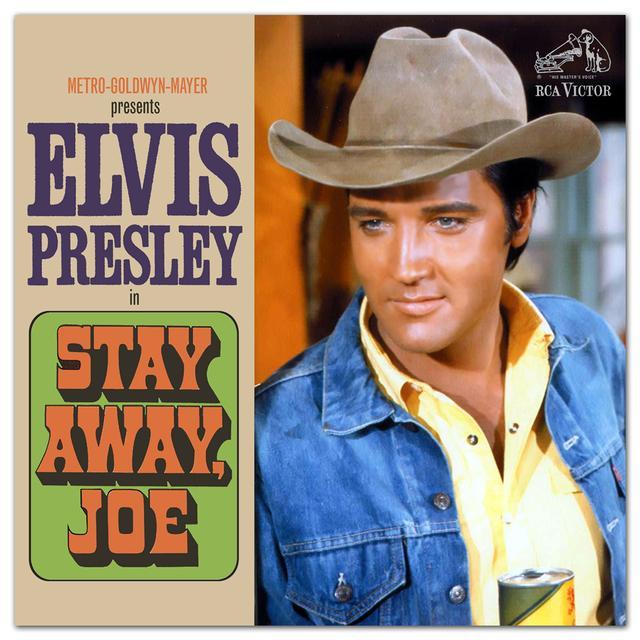 Elvis Presley Stay Away Joe FTD CD