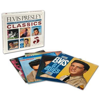 Elvis Original Album Classics Volume 1