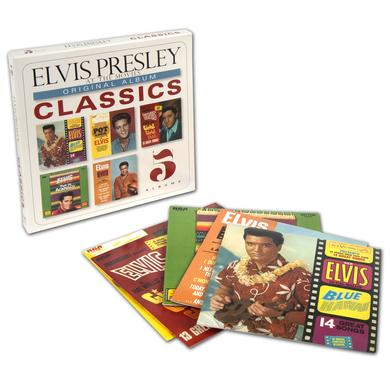 Elvis Original Album Classics Volume 2