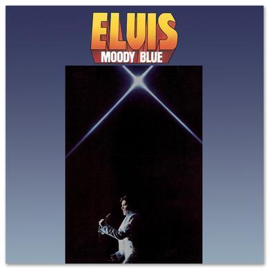 Elvis Moody Blue FTD CD