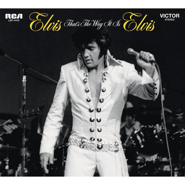 Elvis That's the Way It Is (Legacy Ed) CD