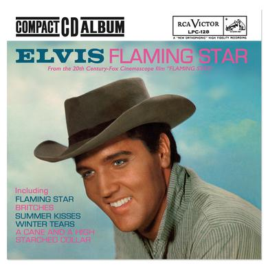 Elvis Flaming Star FTD CD