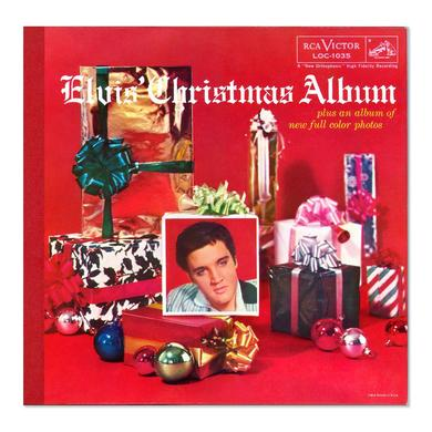 Elvis Christmas Album FTD CD