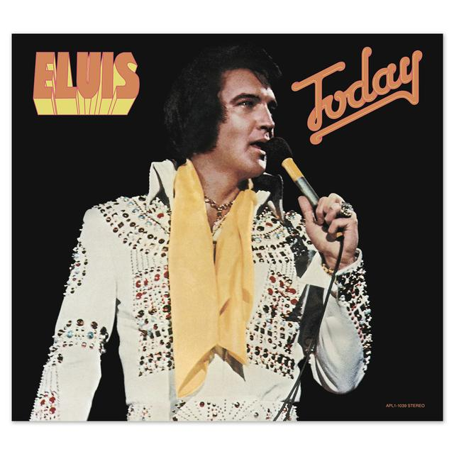 Elvis Presley Today CD