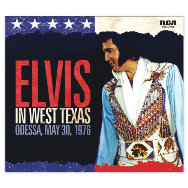 Elvis In West Texas FTD CD