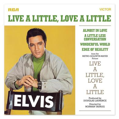 Elvis Live a Little, Love a Little FTD CD