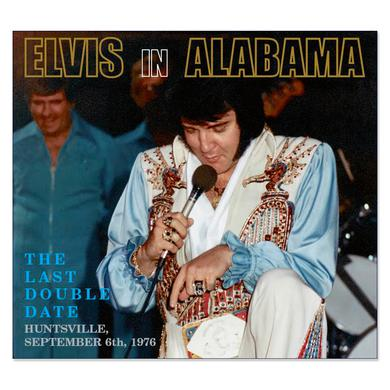 Elvis In Alabama  FTD CD
