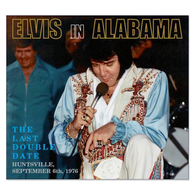 Elvis In Alabama  FTD CD