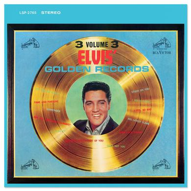 Elvis Golden Records Vol.3 FTD CD
