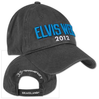 Elvis Week 2012 Cap