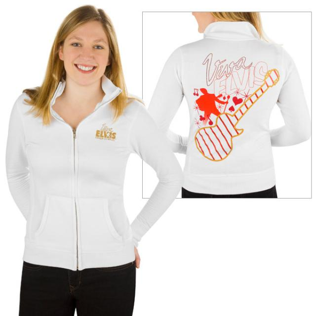 'Viva Elvis' Cirque du SoleilTM Women's Track Jacket